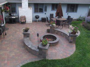 paver patio ideas backyard patio pavers