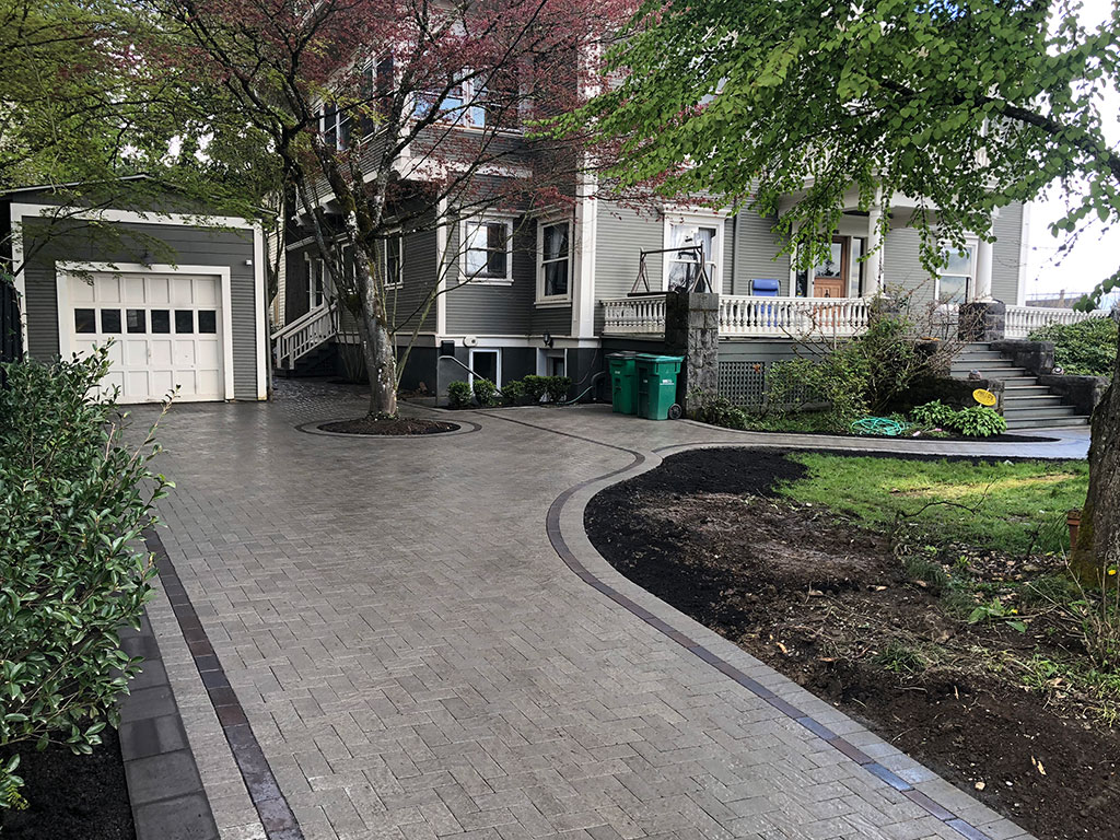 How To Increase Your Homes Value With A Paver Driveway