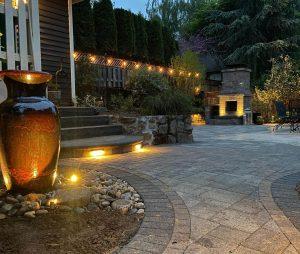 paver Installing Patio Pavers installer home patio paver