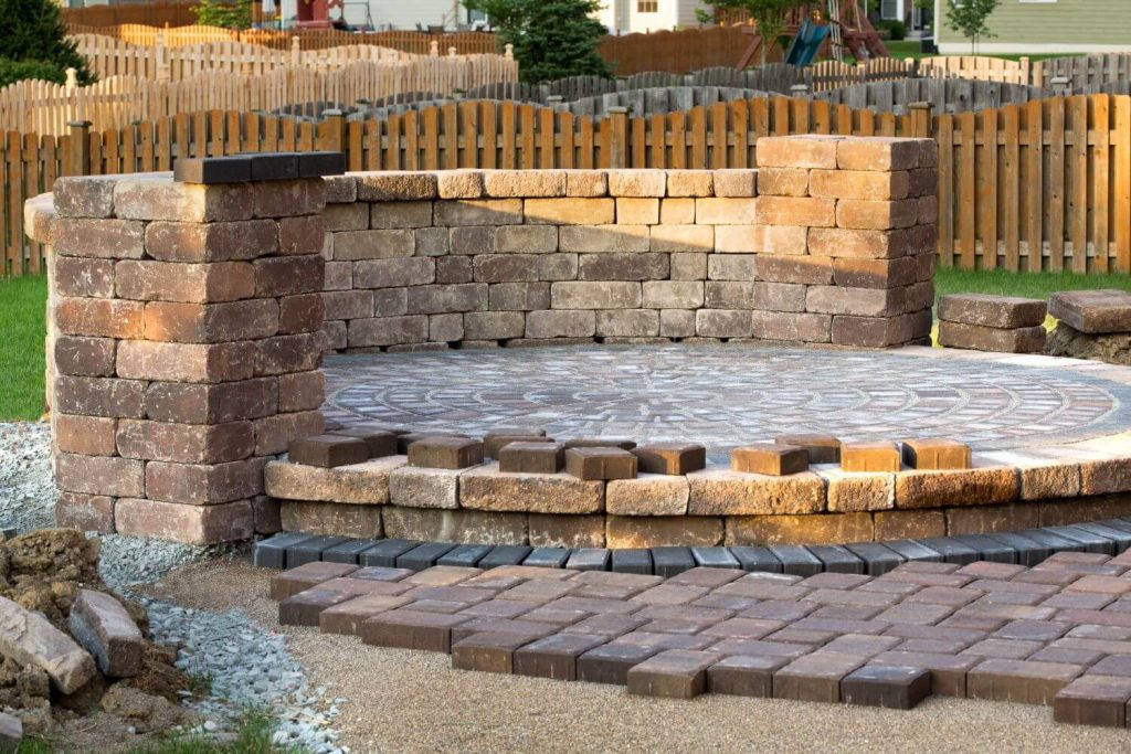 Professional Paving stone Installation