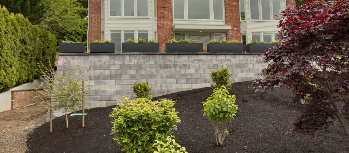 Building A Retaining Wall house flat views share soil