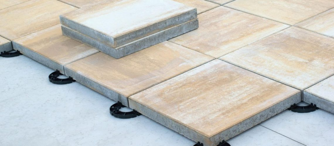 Installing Pavers Over Concrete living design driveway slab